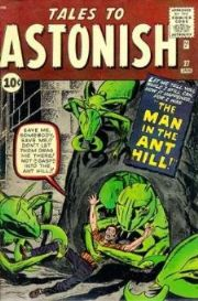 Tales To Astonish Comics (1959 Series)
